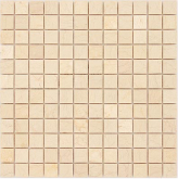 Мозаика Leedo Ceramica Pietrine Botticino MAT К-0092 (23х23) 4 мм на сайте domix.by