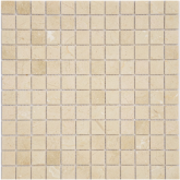Мозаика Leedo Ceramica Pietrine Crema Marfil MAT К-0094 (23х23) 4 мм на сайте domix.by