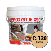 Фуга для плитки Litokol Epoxystuk X90 C.130 Sabbia (5 кг) на сайте domix.by