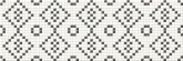 Плитка Opoczno Black&White Pret-a-Porter Mosaic (25х75) на сайте domix.by